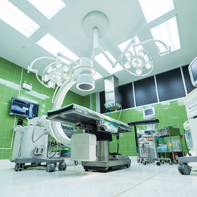 Image of surgery room