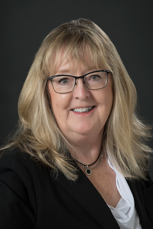 Image of Janet Stanhope, Bookkeeper at Marshall and Lamperson's Lawyers and Notaries Qualicum Beach