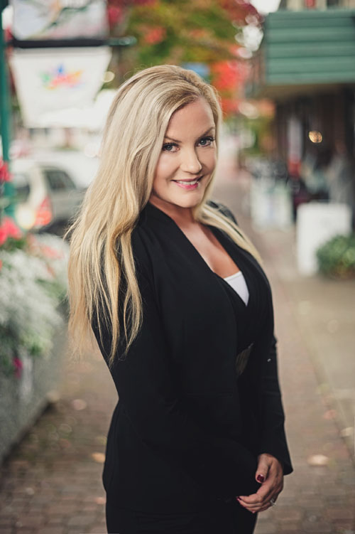 Image of Sheri Russell, Administration, Qualicum Beach law office at Marshall and Lamperson's