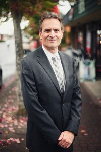 Image of Doug Marshall, Qualicum Beach Lawyer at Marshall and Lampersons