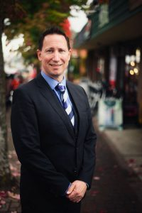 Image of Ryan Pringle, Qualicum Beach lawyer at Marshall and Lamperson's