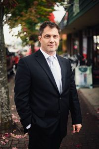 Image of Michael Boulet, Qualicum Beach Oceanside lawyer at Marshall and Lamperson's